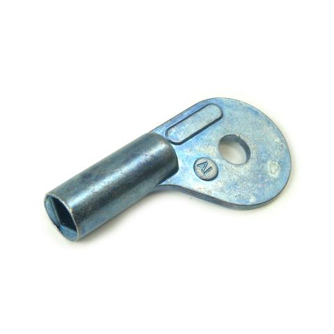 Chiave per tavellino Zincata-0