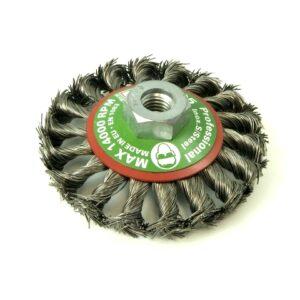 SPAZZOLA INOX BCZ95 RIF 950-0