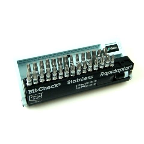 BC STAINLESS/30 BIT_CHECK® INOX-0